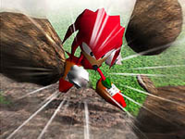 R Artwork Knuckles