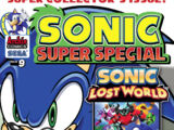 Archie Sonic Super Special Magazine Issue 9