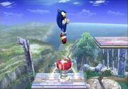 Smash Brawl Spring Jump