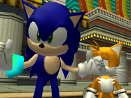 Sonic Adventure DC Cutscene 050
