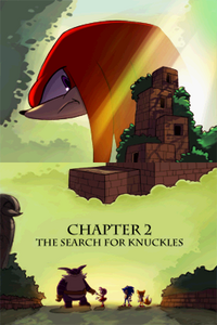 Sonic Chronicles (The Dark Brotherhood) Chapter 2
