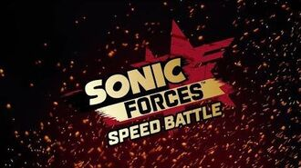 Sonic Forces Speed Battle - Official iOS Launch Trailer