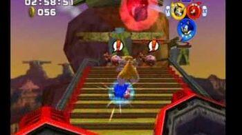 Sonic Heroes - Bullet Station - Super Hard