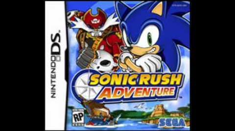 Sonic Rush Adventure Music - Machine Labyrinth Act 1