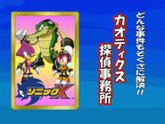 Sonic X karta 77