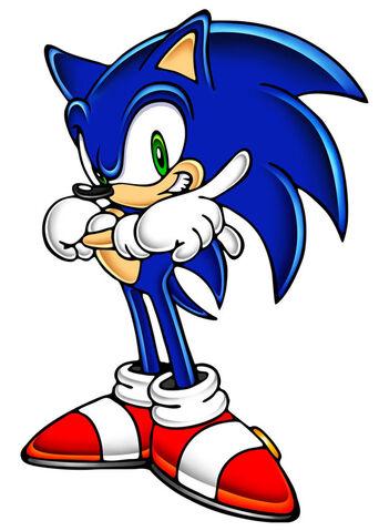 File:Sonic in Sonic Adventure.jpg