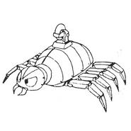 Grabber Sketch