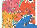 Sonic the Hedgehog (Cómics de IDW)