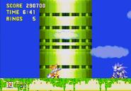 Mecha Sonic SSZ 19