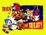SegaAmusements Halloween 2016