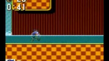 Sonic 1 Game Gear version (Green Hill Zone)