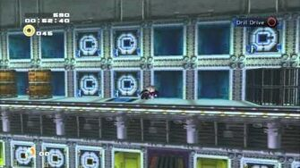 Sonic Adventure 2 (PS3) Security Hall Mission 2 A Rank
