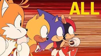 Sonic Mania Adventures - All Episodes