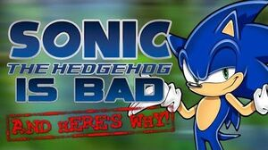 Sonic the Hedgehog is a bad game, and here's why