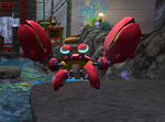 Crabmeat (sonic colors)