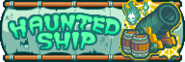 Haunted Ship Logo