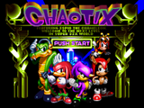 Knuckles' Chaotix (Прототип 1227)