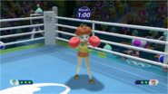 Mario & Sonic at the Rio 2016 Olympic Games - Daisy Boxing