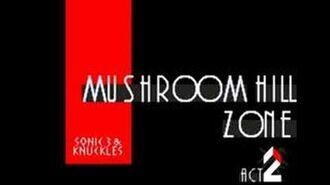 S&K StH3&K Music Mushroom Hill Zone Act 2
