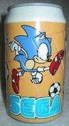 SegaSonic puzzle can soccer