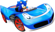 Sonic asrt unstreched