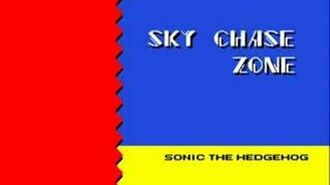 StH2 Music Sky Chase Zone