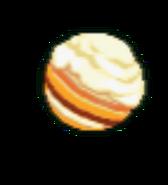 Sweet mountain icon