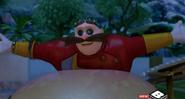 Eggman's hour