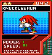 Knuckles Run