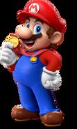 M&SOlympics2020 KeyArt Mario