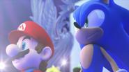 Mario & Sonic 2008 Screenshot 1