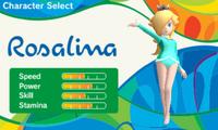 Mario Sonic Rio 3DS Stats 36