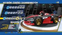 Modyfikacje Legendarne Szybkie kola