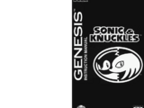 Sonic & Knuckles/Manuals
