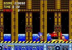 Sonic 2 finalbosseggman w robocie