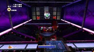 Sonic Adventure 2 (PS3) Cannon's Core Mission 3 A Rank