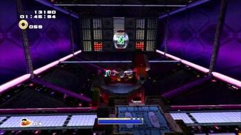 Sonic Adventure 2 (PS3) Cannon's Core Mission 3 A Rank