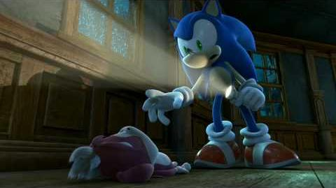 Sonic Night of the Werehog Short Movie Official E3 All Access Media-0
