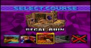 Sonic R menu 4