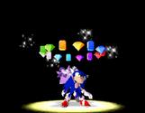 Sonic i Blaze transformacja