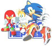Sonicheroes grouping teamsonic1