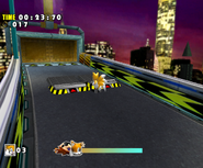 Speed Highway DX Tails 10