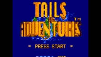 Tails Adventures Music Caron Forest