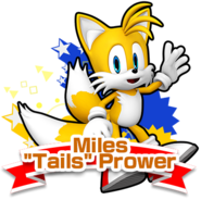 Tails Runners art 2