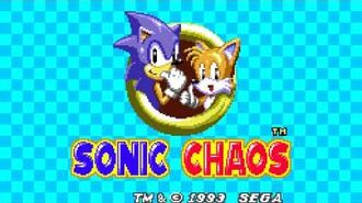 Gigalopolis Zone - Sonic Chaos Music Extended
