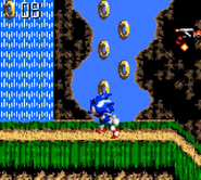 Green Hill Sonic Blast 4