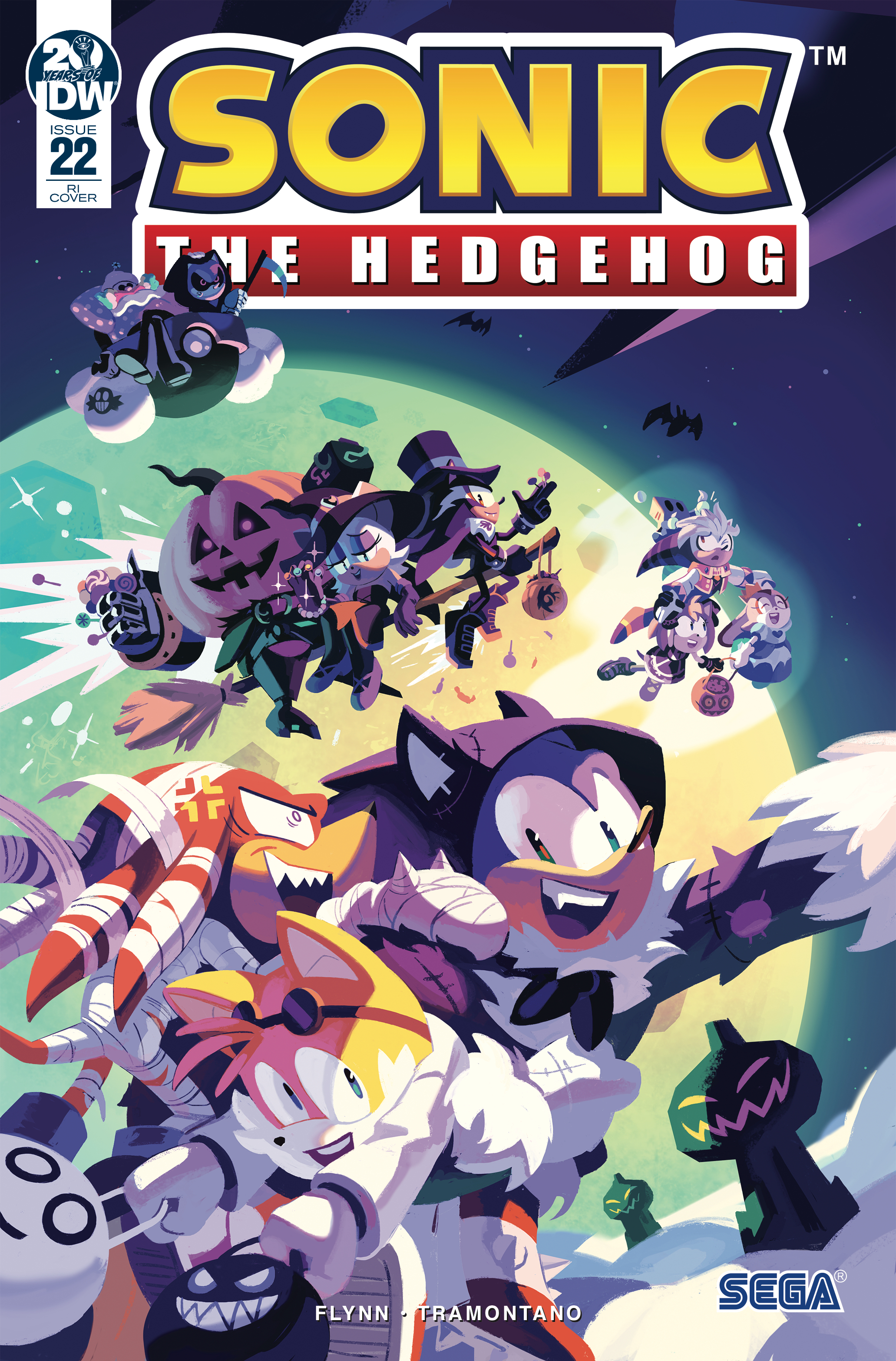 Idw Sonic The Hedgehog Issue 22 Sonic News Network Fandom