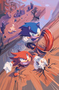 IDW 3 Cover Art