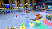 Mario Sonic Olympic Winter Games Gameplay 387