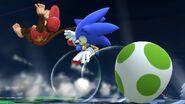 Smash Wii U-SonicA